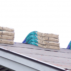 How to Choose the Right Roof Covering For The Pitch Of Your Roof
